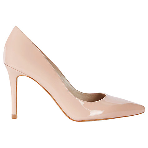 Buy Karen Millen The Essentials Pointed Toe Court Shoes Online at johnlewis.com