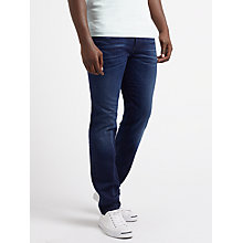 Buy Diesel Buster 084HJ Tapered Jeans, Rich Blue Online at johnlewis.com
