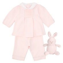 Buy Emile et Rose Harper Two Piece Set, Pink Online at johnlewis.com