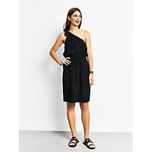 Buy hush Hazel Dress, Black Online at johnlewis.com