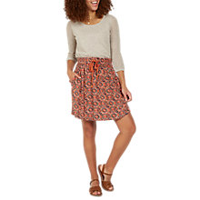 Buy Fat Face Dana Drawstring Skirt Online at johnlewis.com