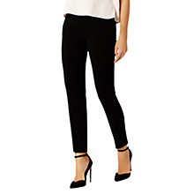 Buy Coast Seville Trousers, Black Online at johnlewis.com