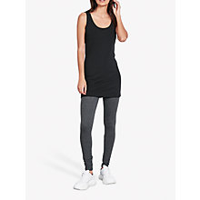 Buy hush Longline Tank Top Online at johnlewis.com