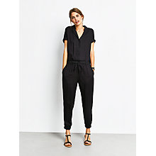 Buy hush Short Sleeve Jumpsuit Online at johnlewis.com