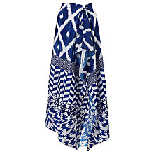 Buy Ruby Yaya Salta Wrap Skirt, Blue Online at johnlewis.com