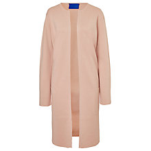 Buy Winser London Milano Cotton Edge To Edge Coat Online at johnlewis.com