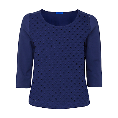 Winser London Broderie Anglaise Top