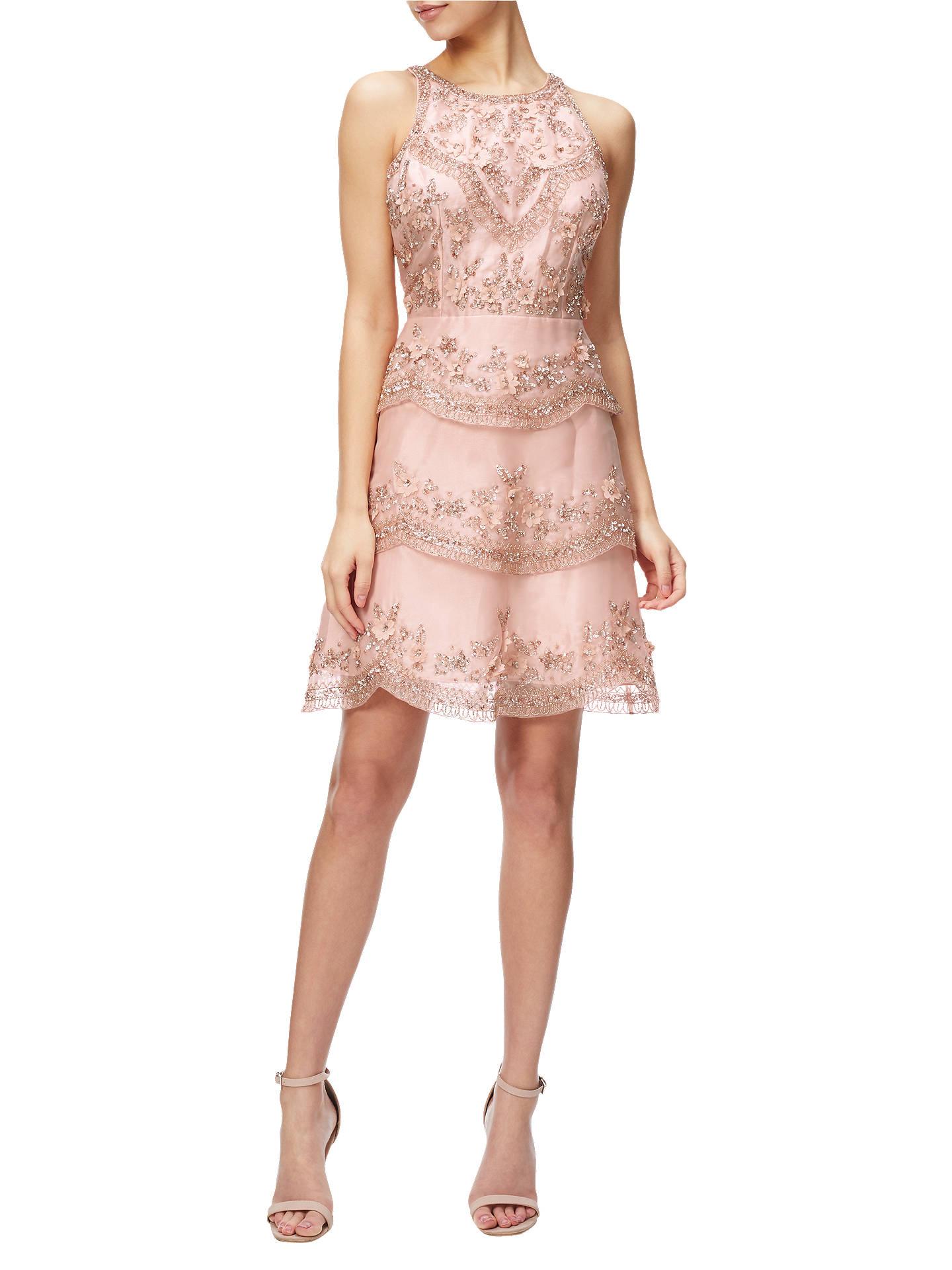 ce353f05291 Buy Adrianna Papell Halterneck Beaded Cocktail Dress