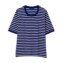 Buy Winser London Striped T-Shirt, Winser Blue/White Online at johnlewis.com