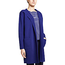 Buy Winser London Milano Cotton Hooded Coat Online at johnlewis.com