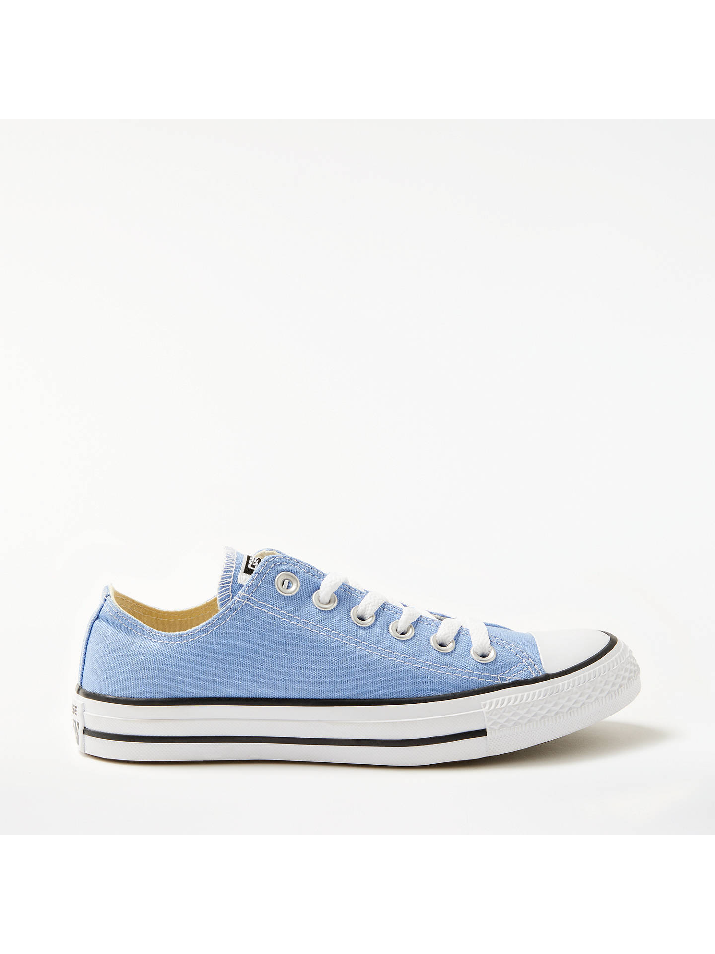 f60fa29e7403 Converse Chuck Taylor All Star Women s Canvas Ox Low-Top Trainers at ...