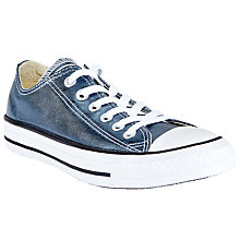 Buy Converse Chuck Taylor All Star Ox Canvas Trainers Online at johnlewis.com