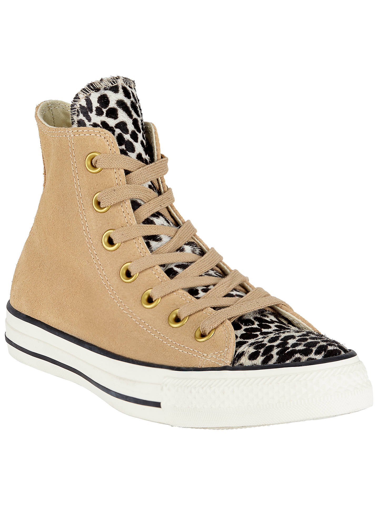 0e22e10717be Buy Converse Chuck Taylor All Star Animal Print Hi-Top Trainers