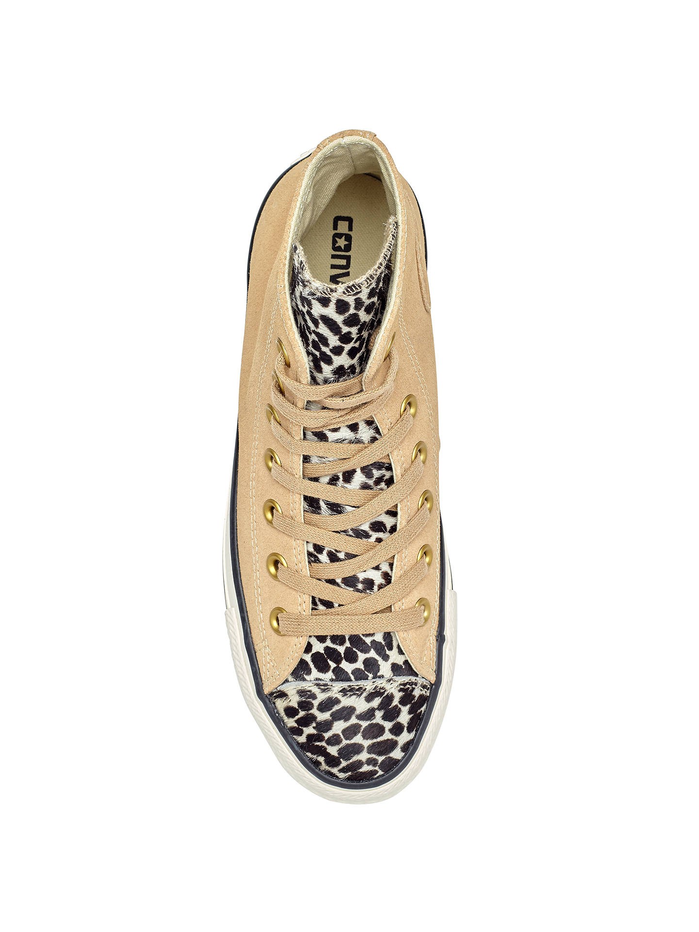 601f94683be1 ... Buy Converse Chuck Taylor All Star Animal Print Hi-Top Trainers