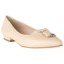 Buy L.K. Bennett Dixie Pointed Toe Loafers Online at johnlewis.com