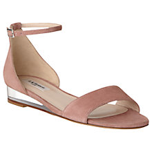 Buy L.K. Bennett Cai Wedge Heel Sandals Online at johnlewis.com