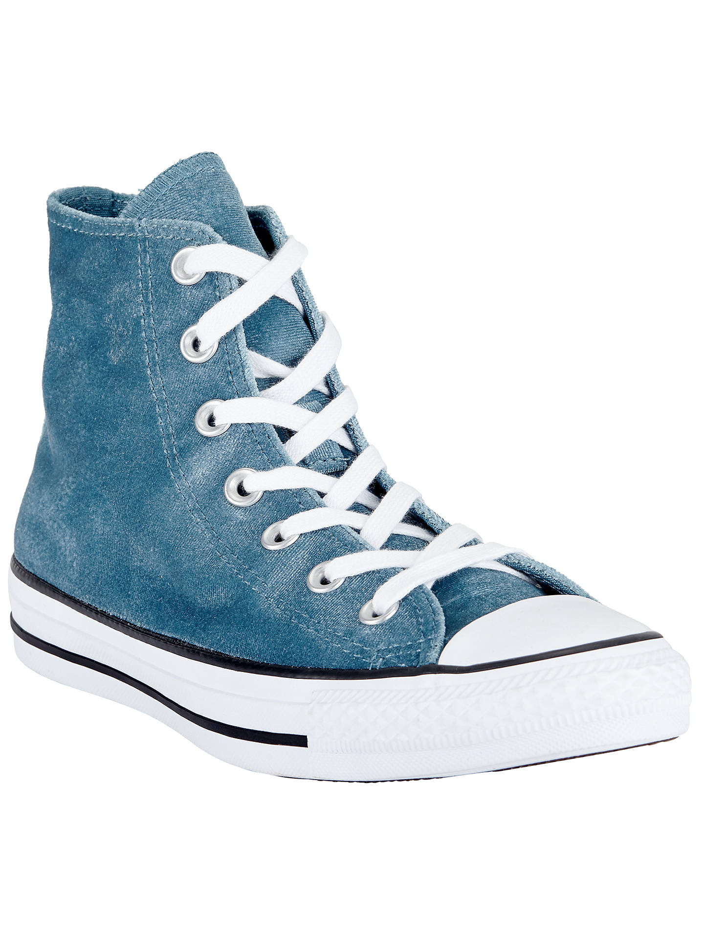 f794a2b790bd8b Buy Converse Chuck Taylor All Star Velvet Hi-Top Trainers