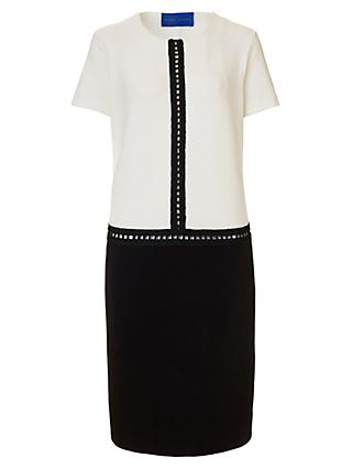 Winser London Crochet Trim Dress