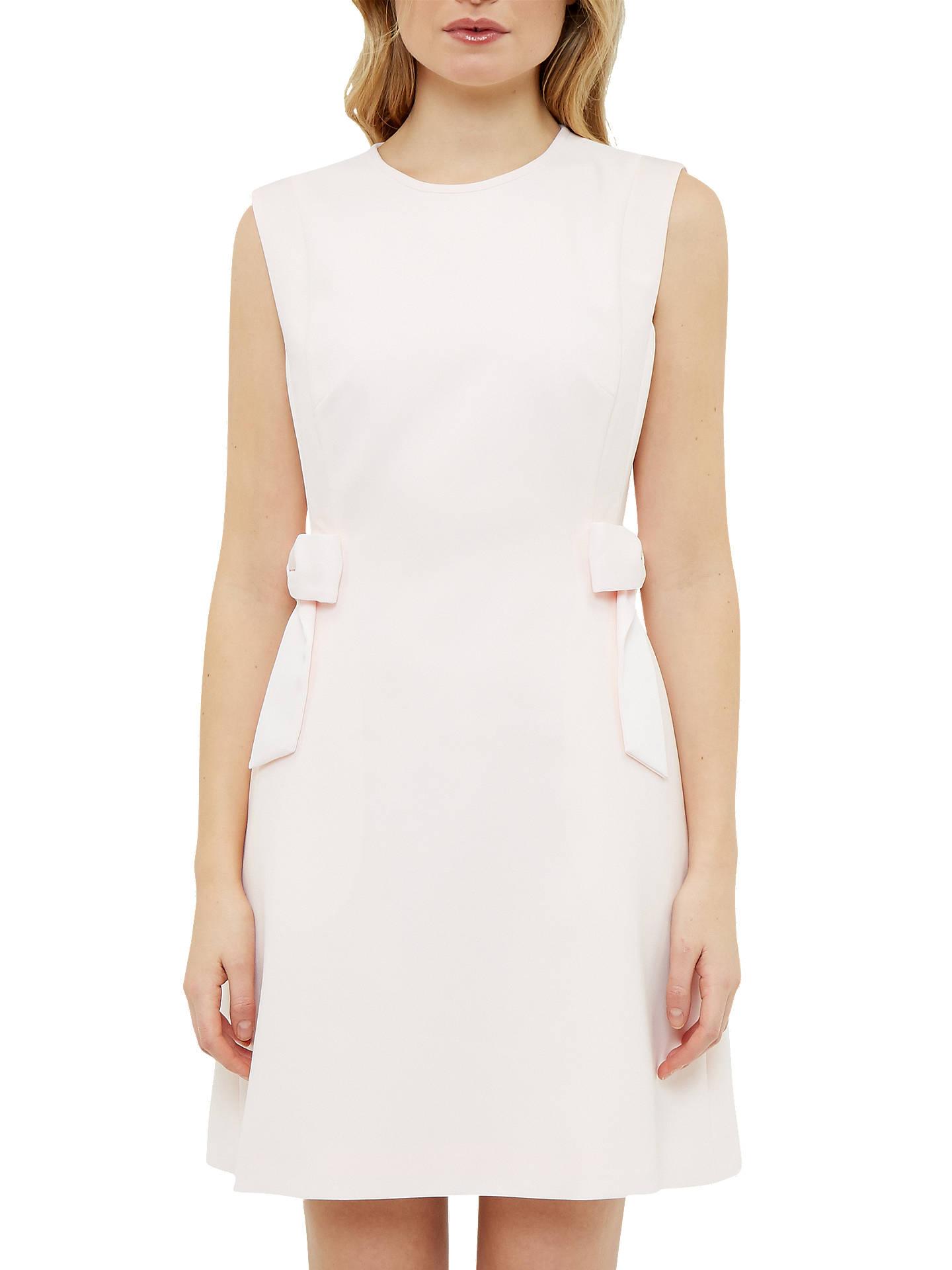 06b2e89a11a9 Buy Ted Baker Meline Side Bow Detail Shift Dress