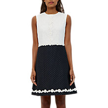 Buy Ted Baker Olara Daisy Shift Dress Online at johnlewis.com