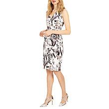 Buy Phase Eight Botanical Print Dress, Multi Online at johnlewis.com