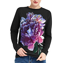 Buy Oasis Dream Woven Front Jumper, Multi Online at johnlewis.com