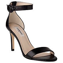 Buy L.K. Bennett Dora Stiletto Sandals Online at johnlewis.com