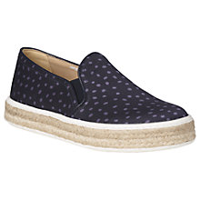 Buy L.K. Bennett Esther Flatform Espadrilles Online at johnlewis.com