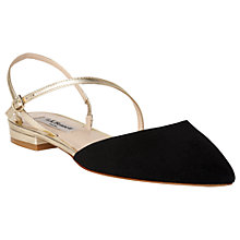 Buy L.K. Bennett Cari Pointed Toe Slingback Pumps Online at johnlewis.com