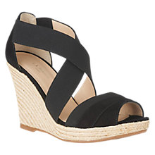 Buy L.K. Bennett Alycia Wedge Heeled Sandals Online at johnlewis.com