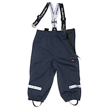 Buy Polarn O. Pyret Baby Shell Trousers, Blue Online at johnlewis.com