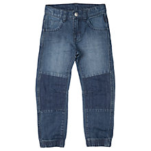Buy Polarn O. Pyret Baby Jeans, Blue Online at johnlewis.com