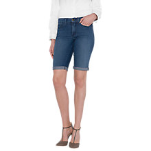 Buy NYDJ Briella Roll Cuff Shorts, Legacy Online at johnlewis.com