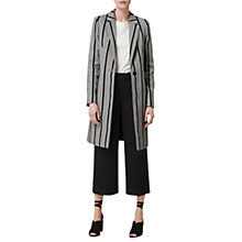 Buy L.K. Bennett Felecity Stripe Coat, Multi Online at johnlewis.com