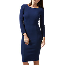 Buy Sugarhill Boutique Bonnie Ponte Dress, Navy Online at johnlewis.com