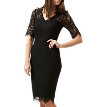Buy Sugarhill Boutique Kim Lace Dress, Black Online at johnlewis.com