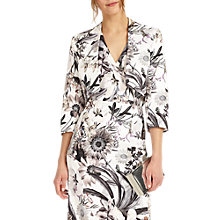 Buy Phase Eight Botanical Print Jacket, Multi Online at johnlewis.com