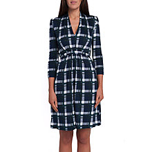 Buy French Connection Eso Clarence Check Dress Online at johnlewis.com