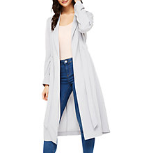 Buy Miss Selfridge Channel Duster Coat Online at johnlewis.com
