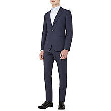 Buy Reiss Venables Wool Modern Fit Suit, Navy Online at johnlewis.com