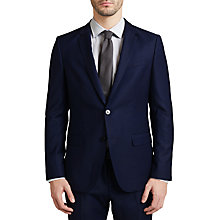 Buy HUGO by Hugo Boss C-Harvey/C-Getlin Slim Fit Suit, Medium Blue Online at johnlewis.com