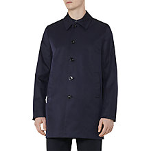 Buy Reiss Harrier Twill Weave Mac, Navy Online at johnlewis.com