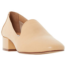 Buy Dune Glover Block Heeled Loafers Online at johnlewis.com