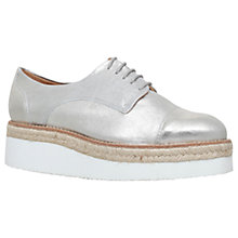 Buy Carvela Lila Flatform Brogues Online at johnlewis.com