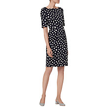 Buy L.K. Bennett Laury Cotton Mix Dress, Multi Online at johnlewis.com