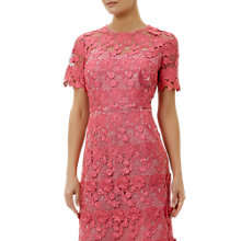 Buy Fenn Wright Manson Milan Dress, Pink Online at johnlewis.com