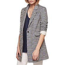 Buy Gerard Darel May Coat, Blue Online at johnlewis.com