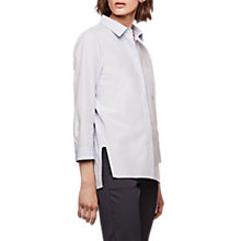 Buy Gerard Darel Cali Blouse, Blue Online at johnlewis.com