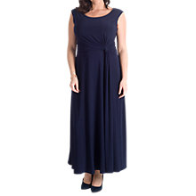 Buy Chesca Jersey Maxi Dress, Navy Online at johnlewis.com