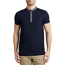 Buy BOSS Orange Patcherman 1 Mottled Polo Shirt Online at johnlewis.com